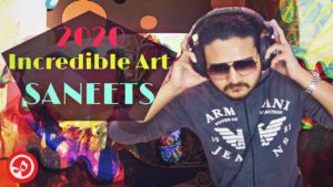 Incredible Art – SANEETS #24