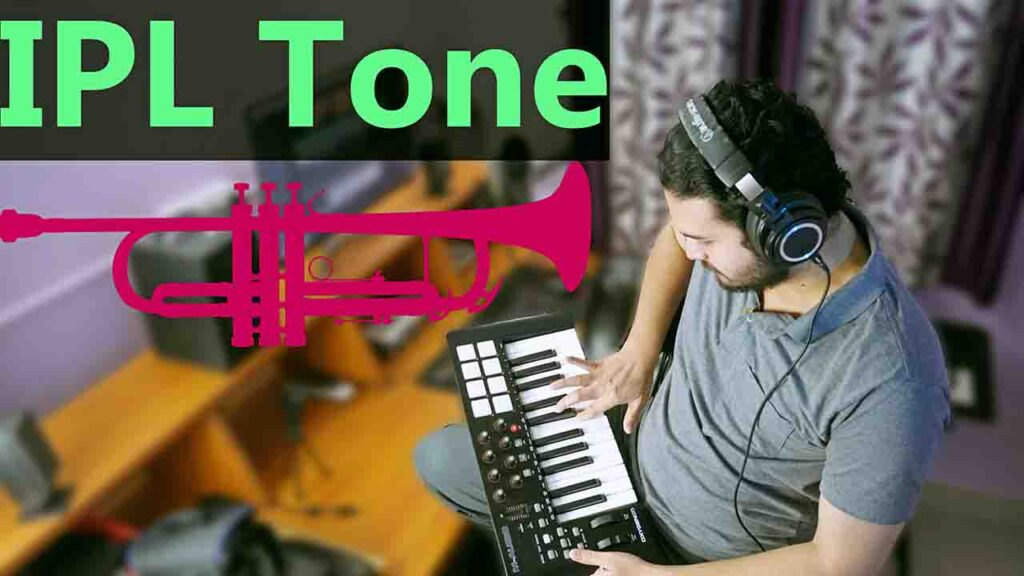 IPL Theme Song – Tune Of IPL | SANEETS DJ Music Song [Piano