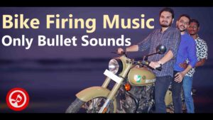 Bullet Bike Firing : Musical Song