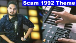 Scam 1992 Theme Song BGM | Harshad Mehta Case Web Series Music