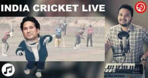 India Cricket Live – SANEETS Original